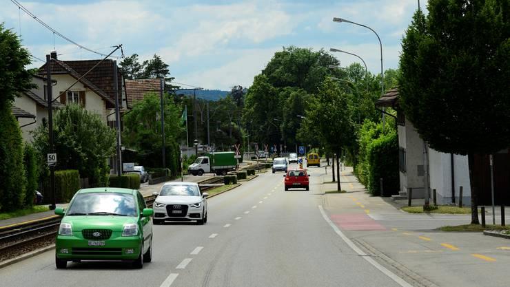 Bitte durchfahren: Feldbrunnen wird von der Baselstrasse getrennt.