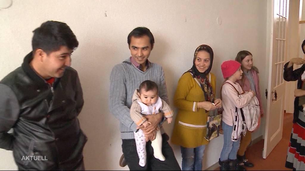 Aargauer Regierung schwenkt bei Flüchtlingspolitik um