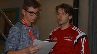 Vierländerturnier in Lausanne, Unihockey, Schweizer Nationalmannschaft, Spieler vom SV Wiler-Ersigen sind auch dabei