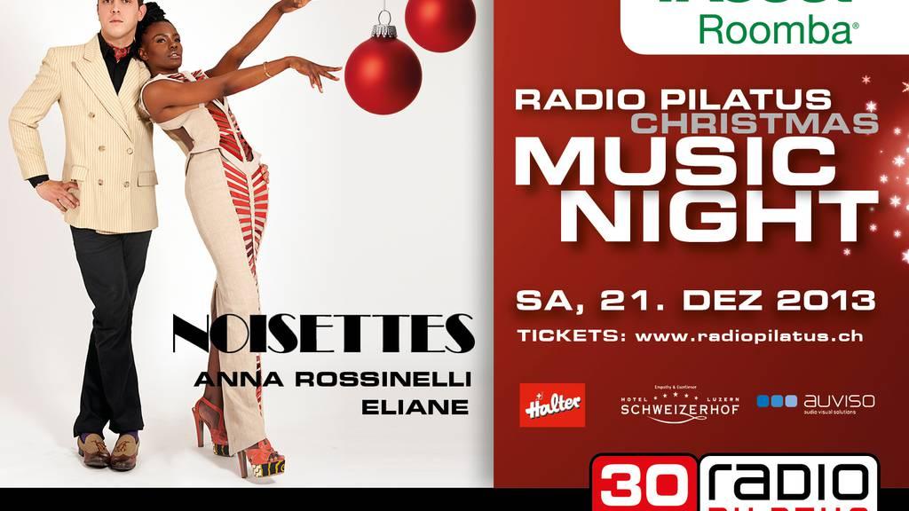 Radio Pilatus Christmas Music Night 2013