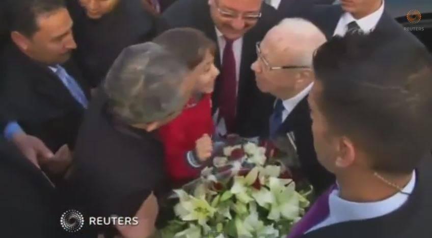 Präsidentenwahl Tunesien: Béji Caïd Essebsi verkündet seinen Sieg