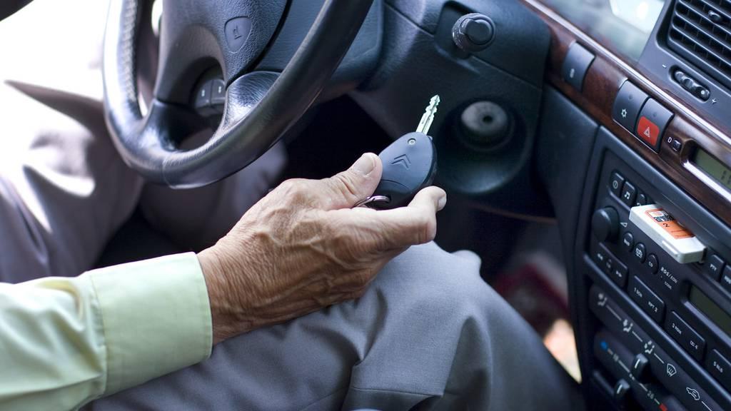 Fahrtüchtigkeits-Check ab 70 oder 75?