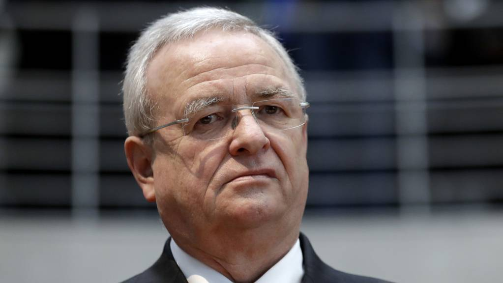 Der ehemalige VW-Chef Martin Winterkorn soll die Aktionäre nicht rechtzeitig über den sich zusammenbrauenden Dieselskandal informiert haben. (Archivbild)