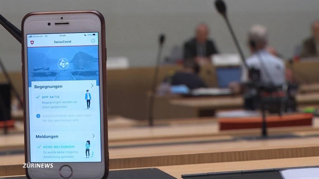 """Digitale Diktatur"": Komitee plant Referendum gegen SwissCovid-App"