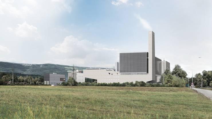 Die neue Anlage soll 2025 fertig sein.