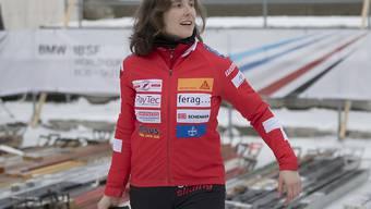 Sabina Hafner nimmt in Pyeongchang an ihren dritten Olympischen Spielen teil
