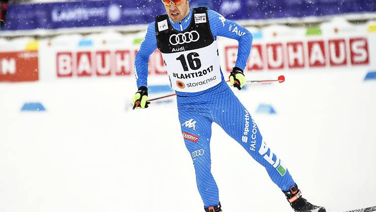 Der Weltmeister  Federico Pellegrino