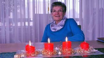 Für Vreni Meier ist klar, dass es 2021 wieder eine Weihnachtsfeier für Alleinstehende geben soll.