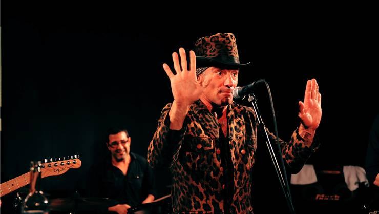 Juan Rozoff durchbricht gerne vorgegebene musikalische Strukturen.