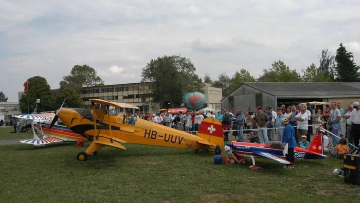 Fliegerchilbi in Bleienbach