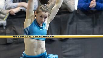 Nicole Büchler übersprang 4,63 - Schweizer Rekord