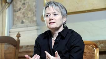 SP-Regierungsrätin Jacqueline Fehr kritisiert, wie die Ämtervergabe im Zürcher Regierungsrat vonstatten geht. (Archivbild)