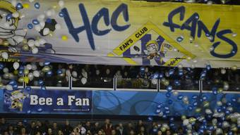 Die Fans des HC La Chaux-de-Fonds dürfen sich weiterhin über die Tabellenführung in der NLB-Meisterschaft freuen