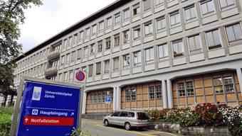 Das Zürcher Unispital. (Archiv)