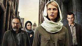"""Die 5. Staffel der Serie """"Homeland"""" handelt inhaltlich von Berlin und Syrien. (Bild: www.hitfix.com)"""