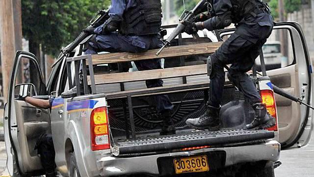Trotz massivem Armee- und Polizeiaufgebot wurde Coke noch nicht gefasst