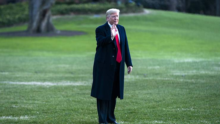 US-Präsident Donald Trump ist am Freitag erneut mit einem Vorhaben an einem US-Richter gescheitert.