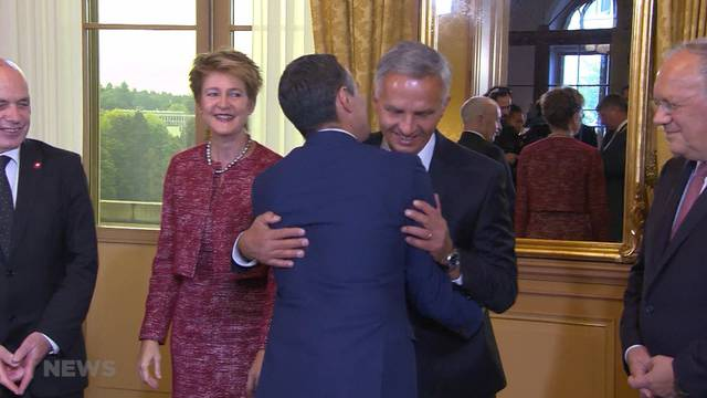 Cassis wird Aussenminister
