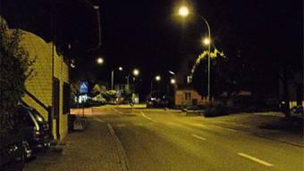 Die Strassenlampen in Recherswil sollen künftig etwas weniger hell leuchten. Ausserdem sollen sie von 1 bis 5 Uhr nachts vollkommen abgestellt werden.
