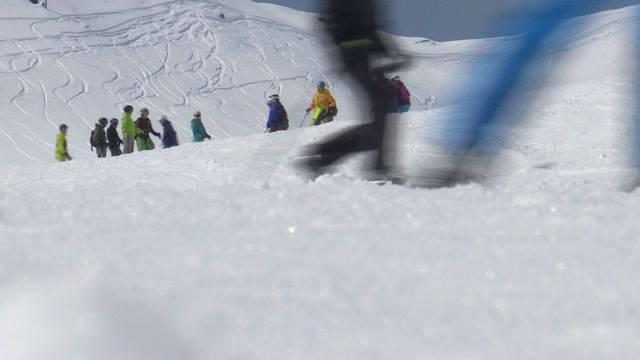 Skitag statt Badeplausch