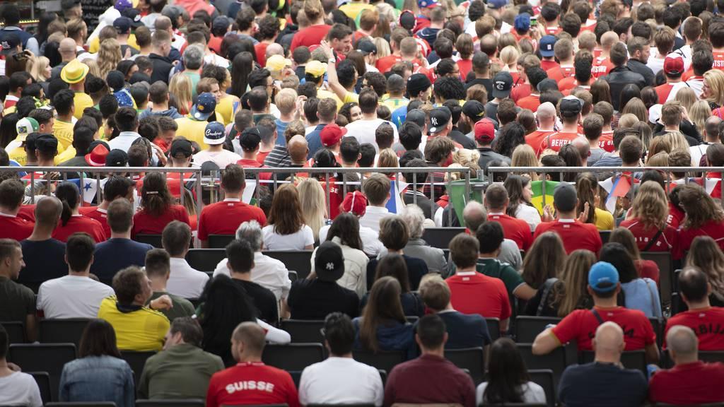 Ab Juli sollen Grossanlässe mit bis zu 1000 Personen wieder erlaubt sein