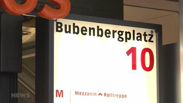 Raubüberfall in Restaurant am Bubenbergplatz
