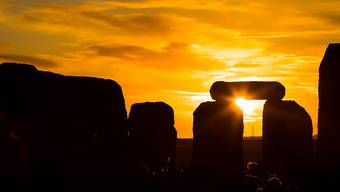 Forscher haben das Geheimnis über die Herkunft der grossen Steine von Stonehenge (England) gelüftet. (Archivbild)