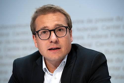 Philippe Nantermod, FDP.