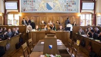 Der Kantonsrat hat sich auf einen Kompromiss geeinigt, der den Gemeinden Verdichtung erleichtert. (Archiv)