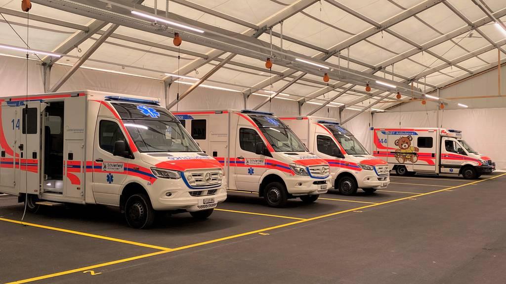 Luzerner Rettungsdienst rückt künftig vom Sedel aus