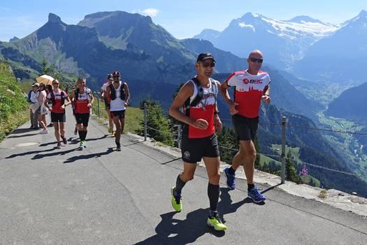 Alpenlauf Schynige Platte - Grosse Scheidegg
