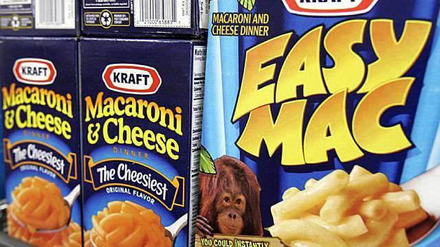 Kraft Foods ist nach Nestlé der zweitgrösste Lebensmittelkonzern (Archiv)