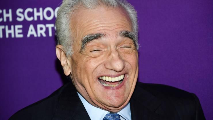 US-Regisseur Martin Scorsese wird mit dem diesjährigen Prinzessin-von-Asturien-Preis in der Sparte Künste ausgezeichnet. (Archivbild)