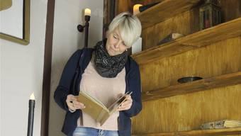 Cerstin Thoss eröffnet in Bad Zurzach einen Escape Room im Mittelalter-Stil.