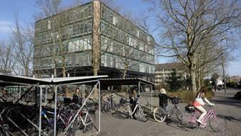 Das Gymnasium Muttenz könnte nach 2028 geschlossen werden.