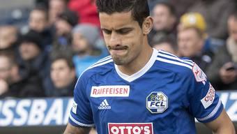 Für Ricardo Costa ist die Zeit beim FCL abgelaufen