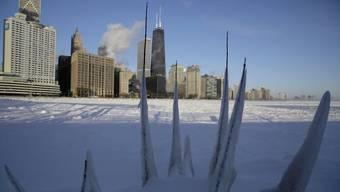 Die Erde heizt sich immer stärker auf. Kältewelle in Chicago hin oder her.