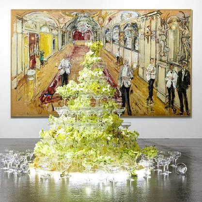 Und hier noch einmal die Weihnachtskarte von Landammann Alex Hürzeler (Departement Bildung, Kultur und Sport) in voller Ansicht.