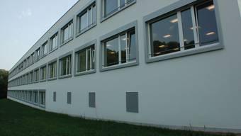 Das Oberstufenzentrum Fischingertal (Archiv)