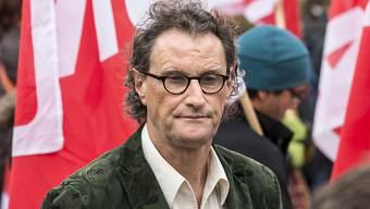 Geri Müller, Stadtammann von Baden AG, ist nicht wiedergewählt worden (Archivbild).