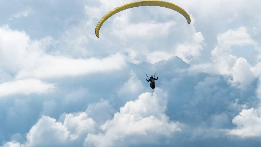 Vermisster Gleitschirmflieger tot aufgefunden