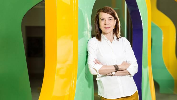 Kunsthausdirektorin Madeleine Schuppli verlässt das Aargauer Kunsthaus.
