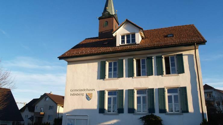 Gemeindehaus Islisberg