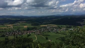 WWF will nicht, dass eine bestehende Deponie für Bauabfälle und Aushubmaterial oberhalb der Gemeinde Bennwil erweitert wird. Archivbild)