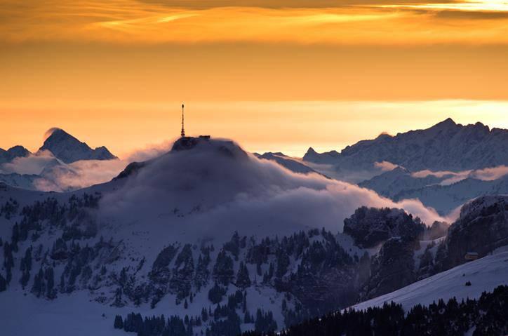 Bilder von Alpstein-Fotograf Simon Kaufmann (© zVg/Simon Kaufmann)