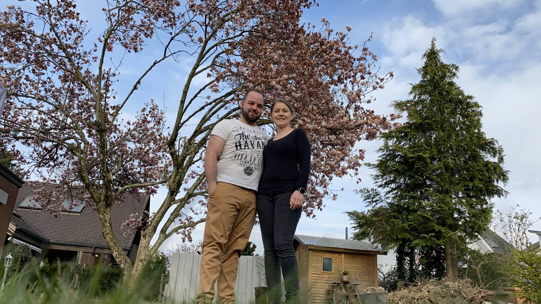 Marc und Melinda Baumgartner-Lustenberger