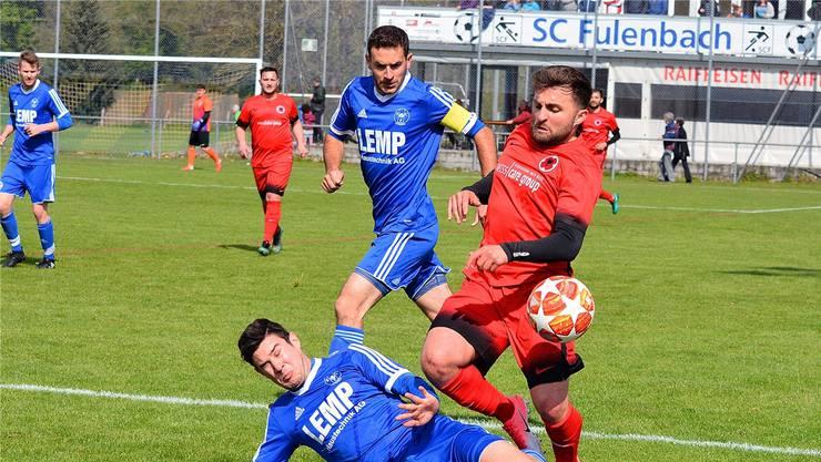 Brisantes Fernduell: Der amtierende Cupsieger, der FC Iliria, misst sich mit dem FC Grenchen 15.