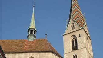 Die römisch-katholische Kirche.