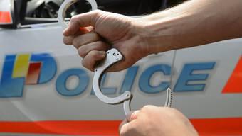 Polizist in Genf angegriffen und schwer verletzt: Der mutmassliche Täter wurde verhaftet. (Symbolbild)