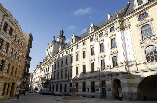 Die Kulturhauptstadt Breslau in Polen